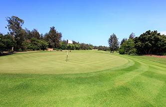 ホーチミンのゴルフ場
