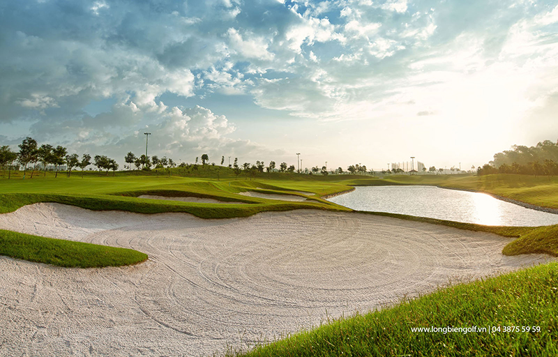 long bien golf course ベトナム ダナンのゴルフ専門予約 ドラゴン